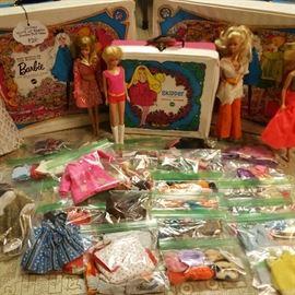 Vintage Barbie & Accessories