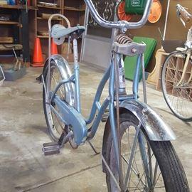 """Firestone Super Cruiser """"Springer"""" Bike"""