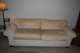 Sofa in pristine condition