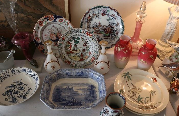 Chinese and European Porcelain