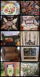 A sweet eclectic sale!