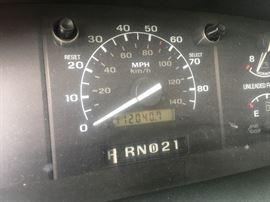 1993 Ford F350 XLT Crew Cab Truck