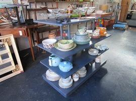 China, serving ware