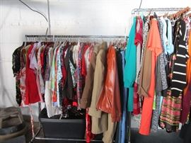 WAAAAAY more clothing than shown in these photos!