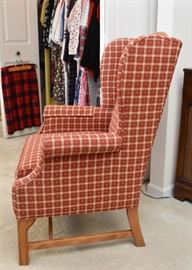Wingback Chair by Laine of Hickory