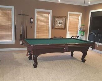 Hign End Pool Table