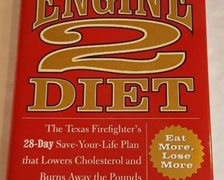 Books-The Engine 2 Diet