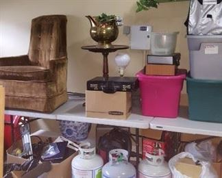 Misc. Household, Outdoor and Indoor Items