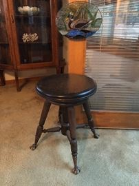 Our second cute piano stool