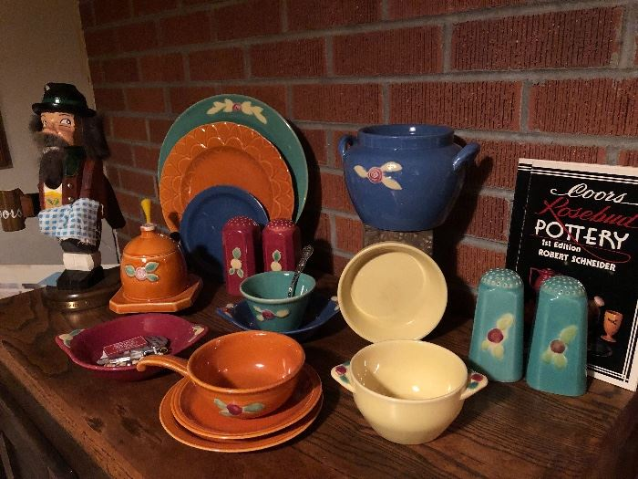 More colorful Coors pottery to start your collection