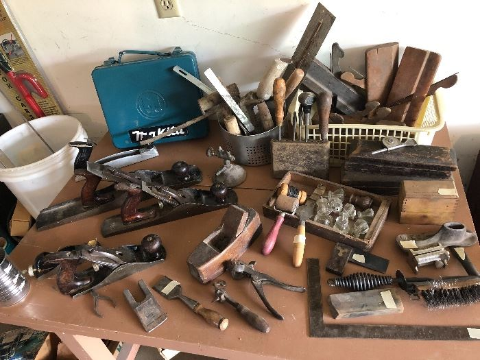 Time tested tools - and still work just as fine
