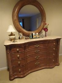 Bernhardt Dresser with Mirror