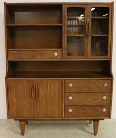 Vintage Stanley china cabinet credenza