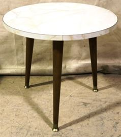 3 Leg formica top stand