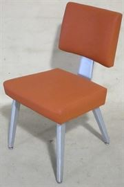 Good Form industrial chair in orange