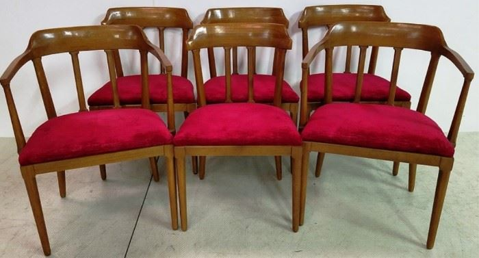 Set of Sophisticate by Tomlinson dining chairs