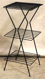 3 Tier metal stand
