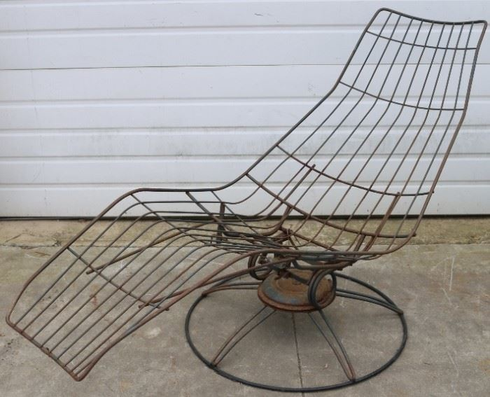Homecrest Patio lounge chair