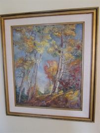 Large Variety of Framed Wall Art