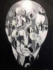 """40"""" x 30"""" original Michael Banks painting"""