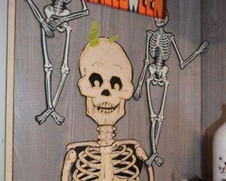 vintage Halloween ephemera