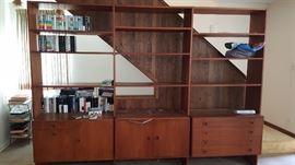 3 Unit Bookcase