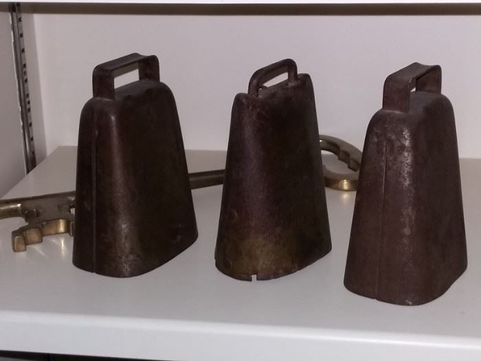 You can never have too much Cow Bell