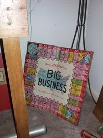 Big Business game board