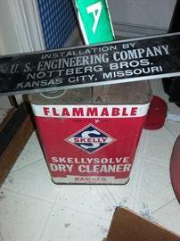 Skelly SkellySolve Dry Cleaner 1 gal Can