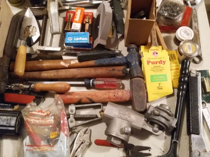 just added another table of tools