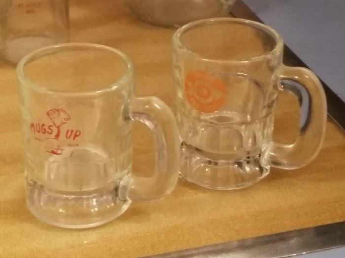 Classic Root Beer mini mugs Mugs Up, A & W Root Beer