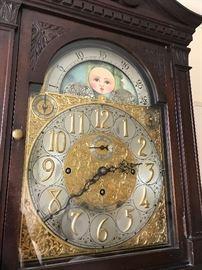 Tiffany & Company Grandfather Clock