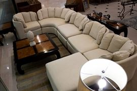 6 piece sectional - NICE!