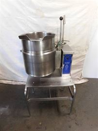 Cleveland Range Steam Jacketed Kettle