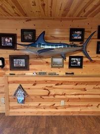 Full marlin mount