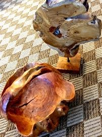 A Few Interesting Wood Pieces...