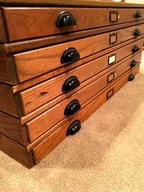 A really Cool 5 Drawer stack...