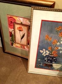 Framed Prints...