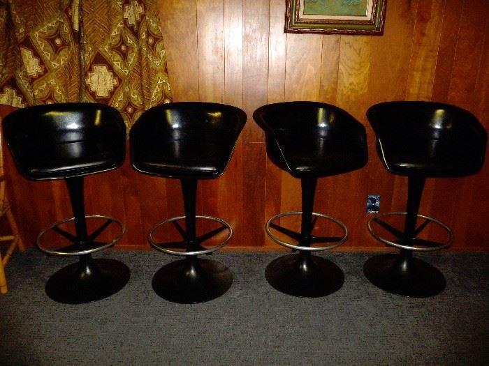 Burke Fiberglass  Chairs