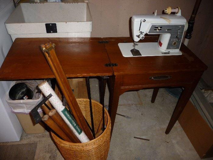 sewing machine /ETC