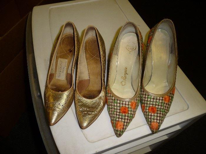 60's shoes