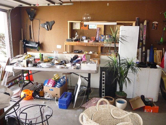 garage FULL