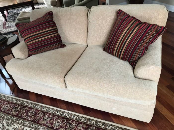 Love Seat by Carter Furniture