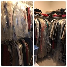 Vast amount of Ladies clothing! Talbots, Coldwater Creek, and more