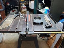 Craftsman table saw  Belt drive