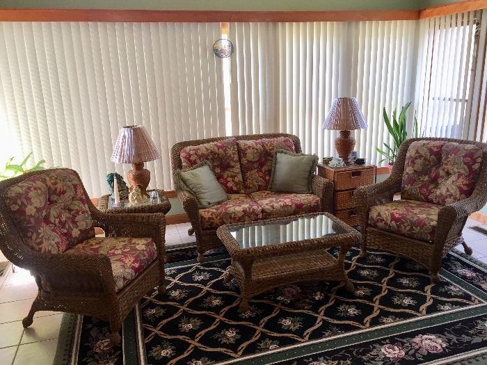 Wicker/Rattan Furniture