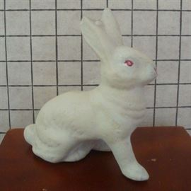 Paper Maché Easter Bunny