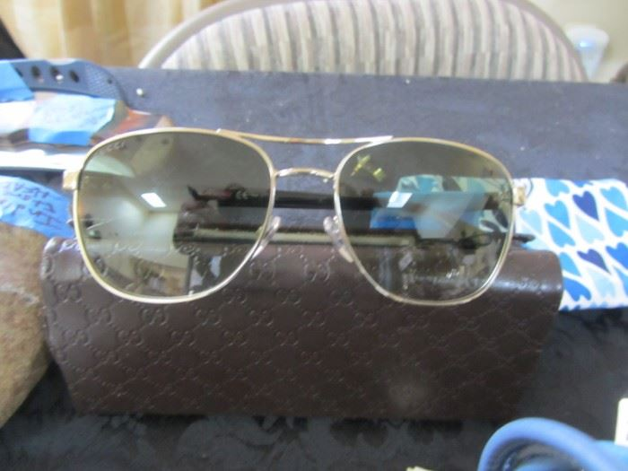 MENS GUCCI SUNGLASSES