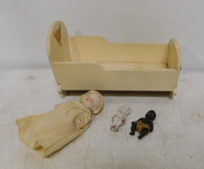 Vintage Baby Doll Items