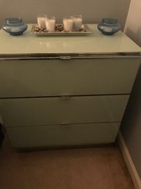 Part of a matching bedroom set!